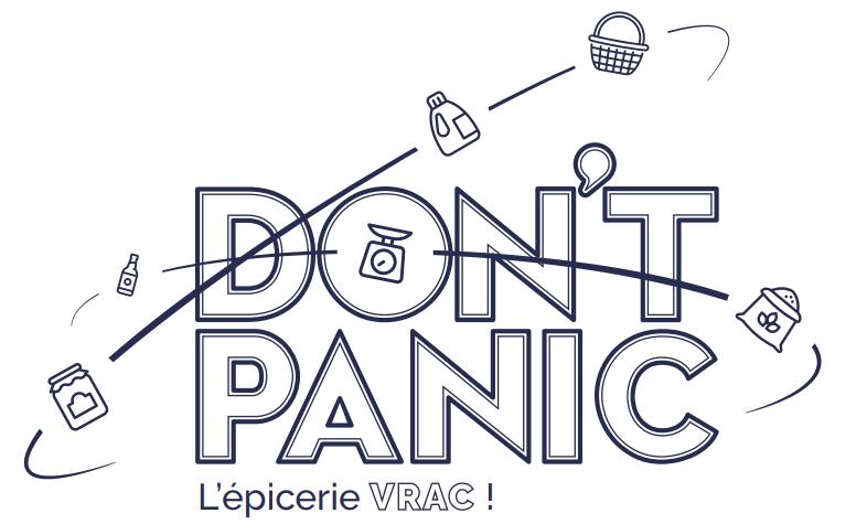 logo Dont panic